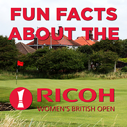 Women's British Open Fun Facts