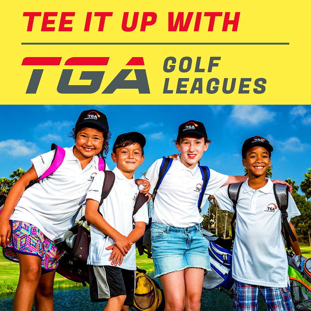 Tee it Up with TGA Golf Leagues