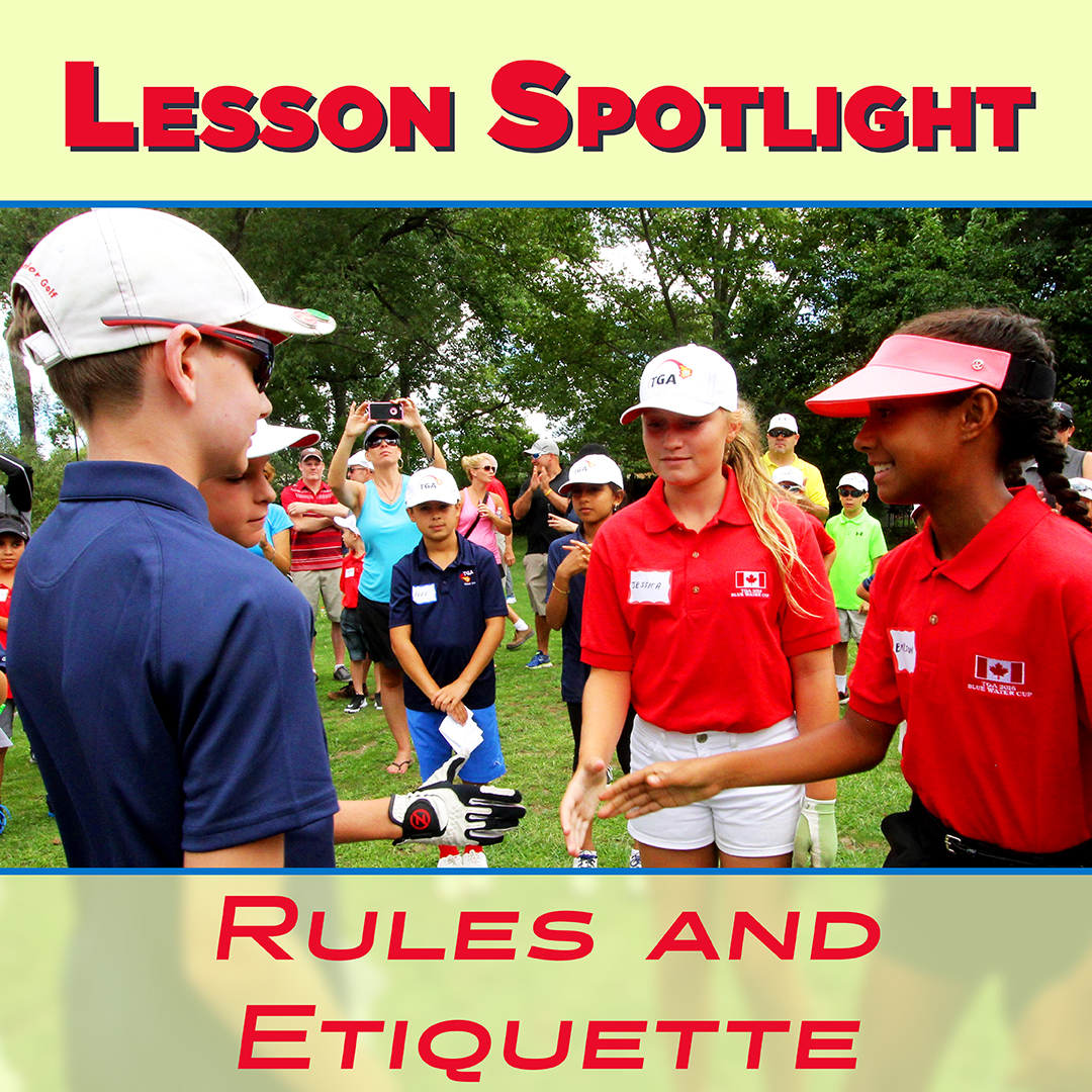 Lesson Spotlight: Rules & Etiquette