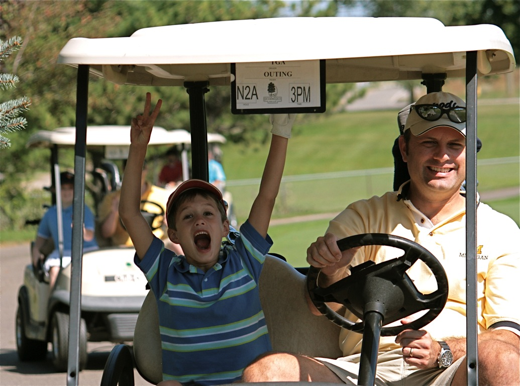 Parent-Child Golf Tournament