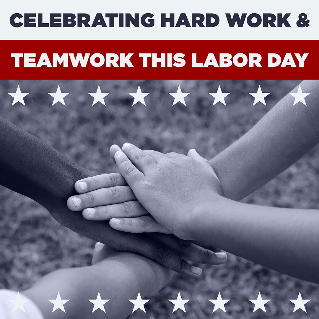 Labor Day Teamwork