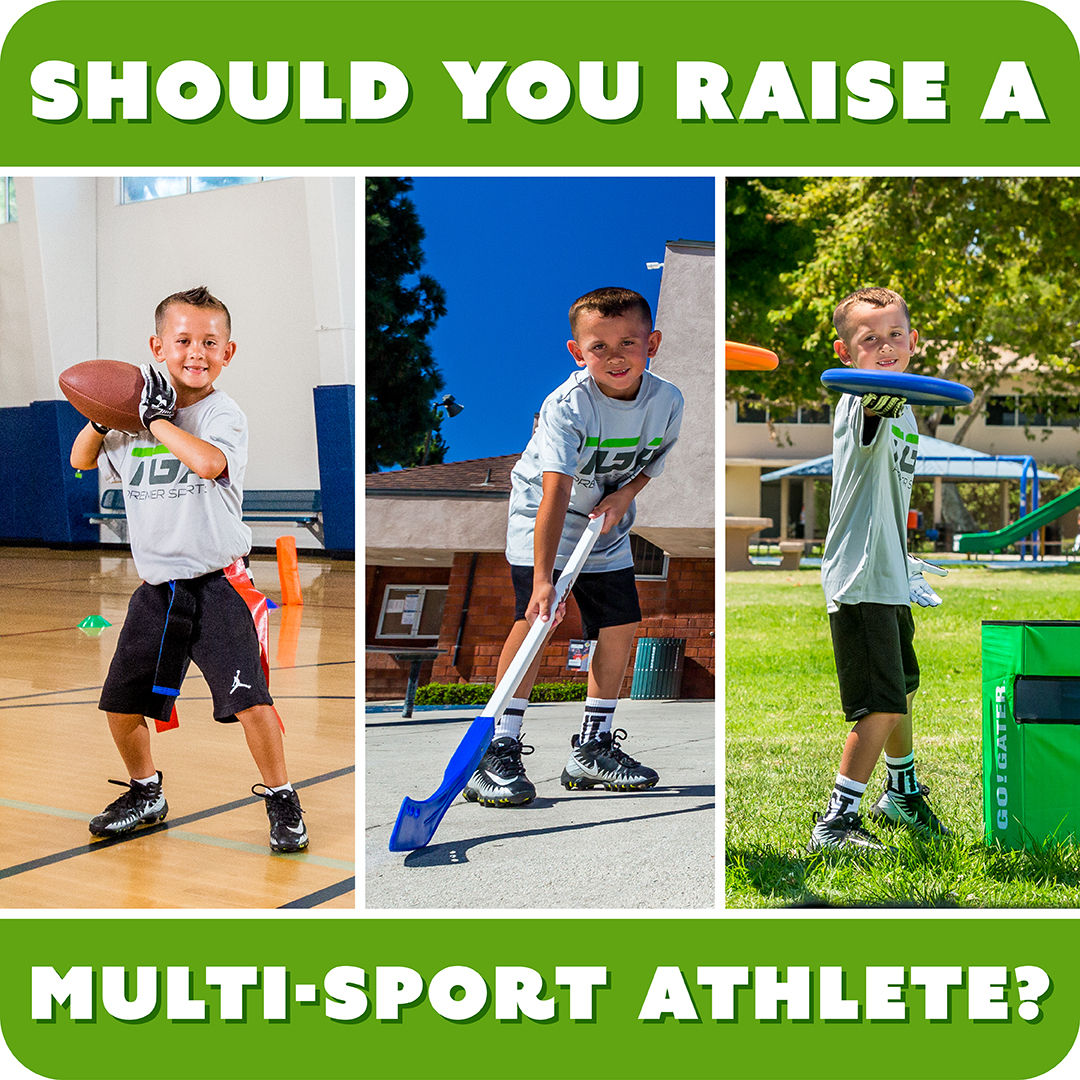 Multi Sport Athlete Blog Post