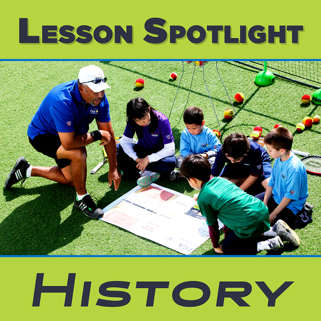 Tennis History Lesson Spotlight
