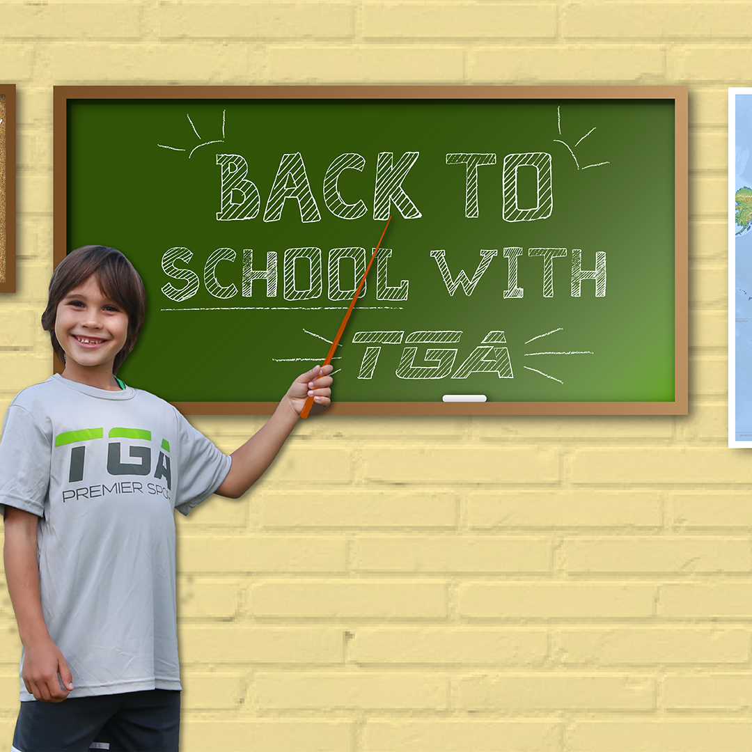 Back to School with TGA