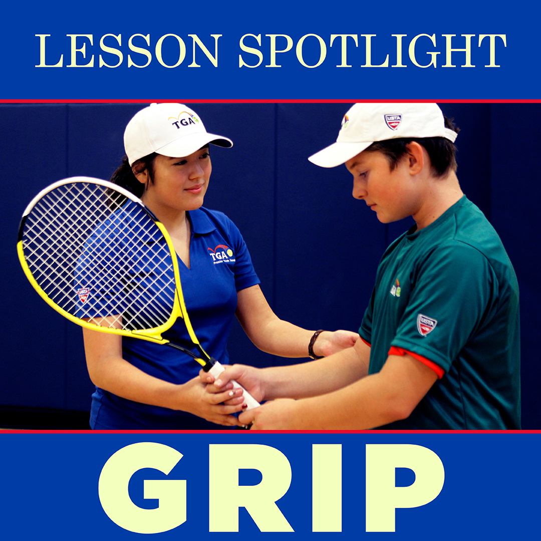 Lesson Spotlight Grip