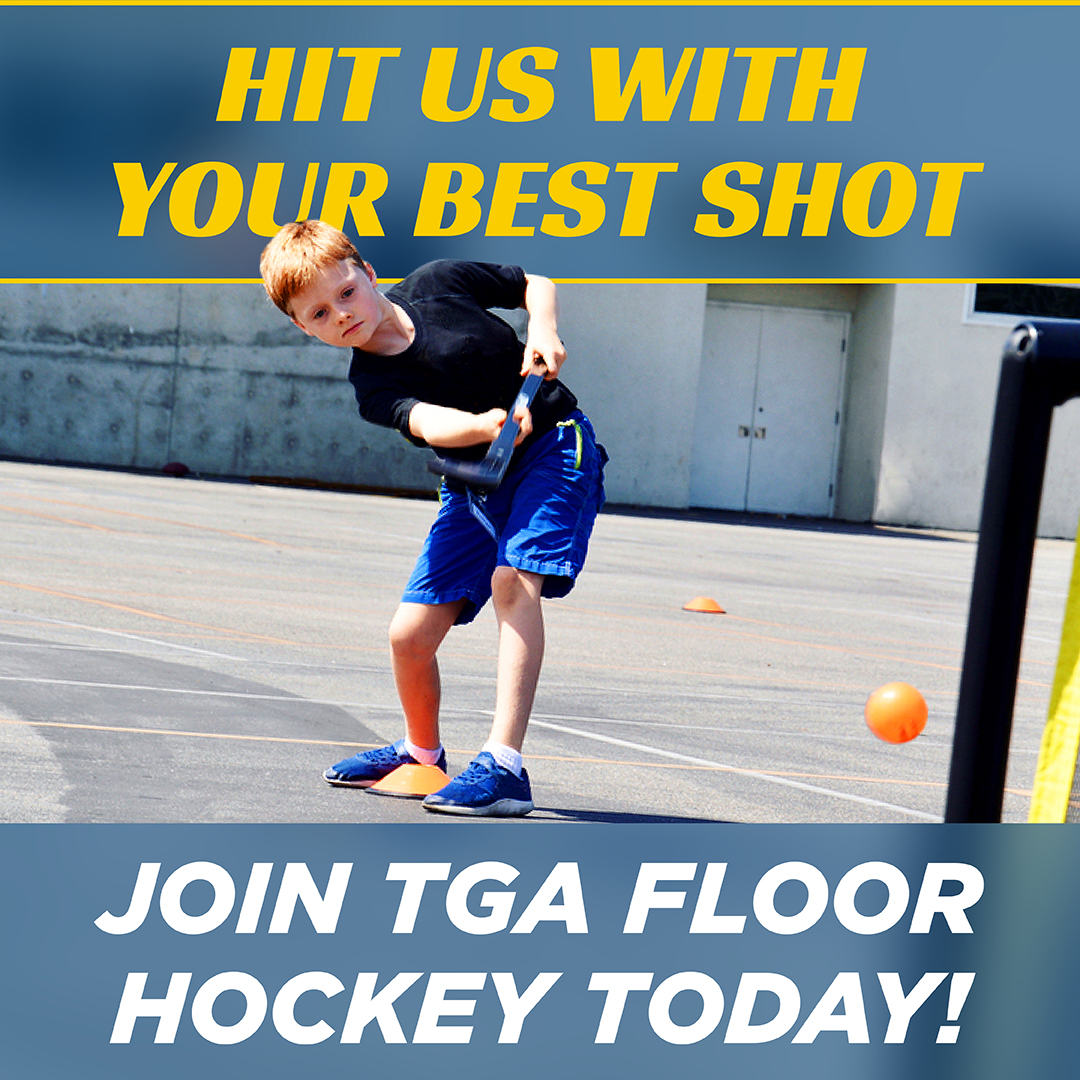 Floor Hockey Promo