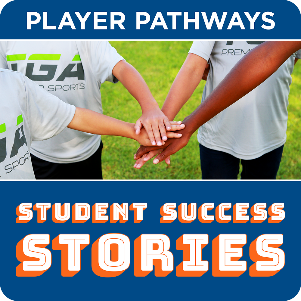 Player Pathways - Student Success Stories